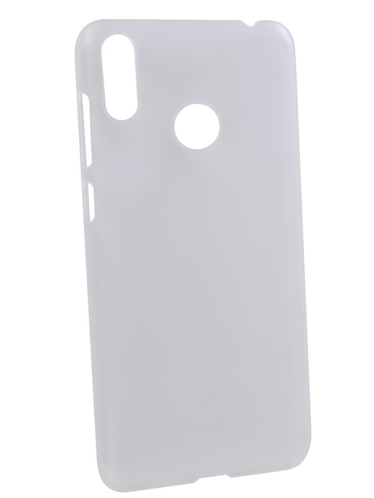 Чехол Zibelino для ASUS ZenFone Max M2 ZB633KL 2018 Hard Plast Transparent ZHP-ASU-ZB633KL-TRN