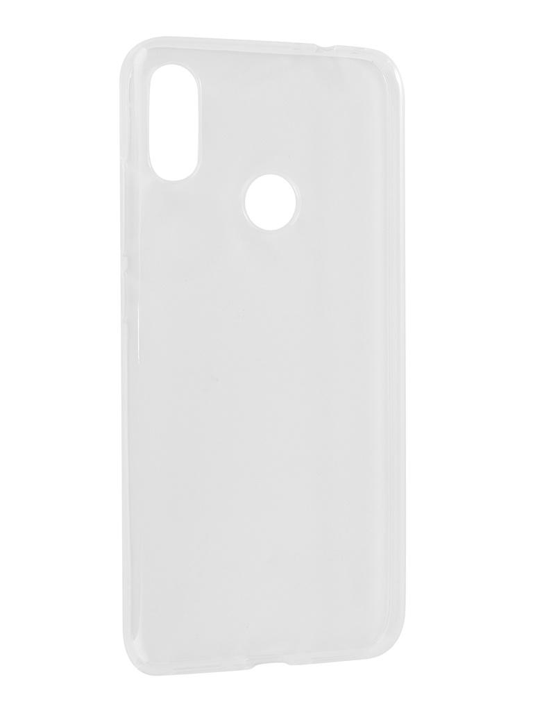 Чехол Zibelino для Xiaomi Redmi Note 7 Ultra Thin Case Transparent ZUTC-XMI-RDM-NOT7-WHT аксессуар чехол для nokia 7 1 2018 zibelino ultra thin case transparent zutc nok 7 1 wht