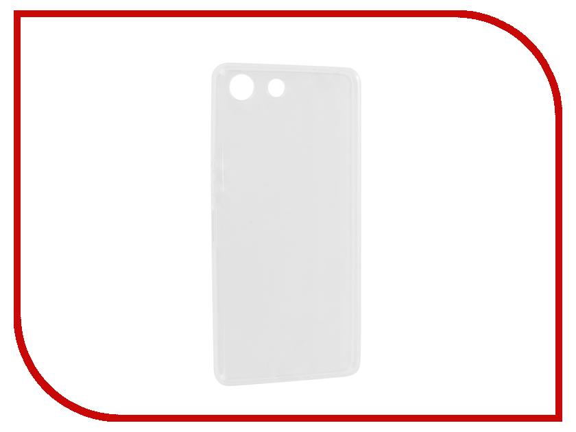 Аксессуар Чехол для Sony Xperia XZ4 Compact Zibelino Ultra Thin Case Transparent ZUTC-SON-XZ4-COMP--WHT бра n light 570 4n wht