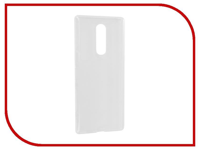 Аксессуар Чехол для Sony Xperia XZ4 Zibelino Ultra Thin Case Transparent ZUTC-SON-XZ4-WHT ec j4301 001 for acer xd1280 xd1280d original bare lamp free shipping