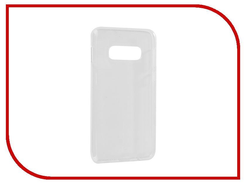 Аксессуар Чехол для Samsung Galaxy S10 2019 Zibelino Ultra Thin Case Transparent ZUTC-SAM-S10-WH аксессуар чехол для samsung galaxy j7 j730 2017 gecko transparent glossy white s g sgj7 2017 wh