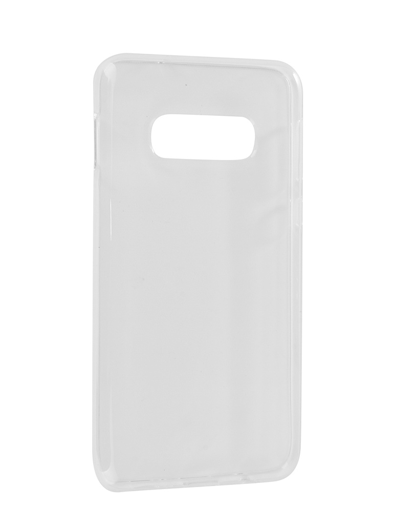 Чехол Zibelino для Samsung Galaxy S10 2019 Ultra Thin Case Transparent ZUTC-SAM-S10-WH