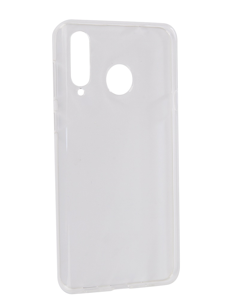 Аксессуар Чехол Zibelino для Samsung Galaxy A8s 2019 Ultra Thin Case Transparent ZUTC-SAM-A8S-WH