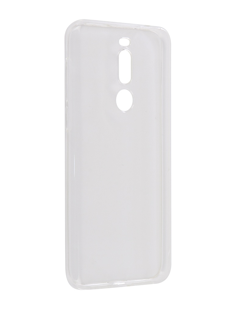 Аксессуар Чехол Zibelino для Meizu X8 2018 Ultra Thin Case Transparent ZUTC-MZU-X8-WHT