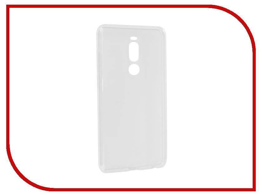 Аксессуар Чехол для Meizu Note 8 2018 Zibelino Ultra Thin Case Transparent ZUTC-MZU-NOT8-WHT бра n light 570 4n wht