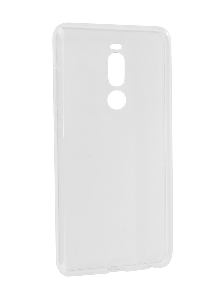 Аксессуар Чехол Zibelino для Meizu Note 8 2018 Ultra Thin Case Transparent ZUTC-MZU-NOT8-WHT