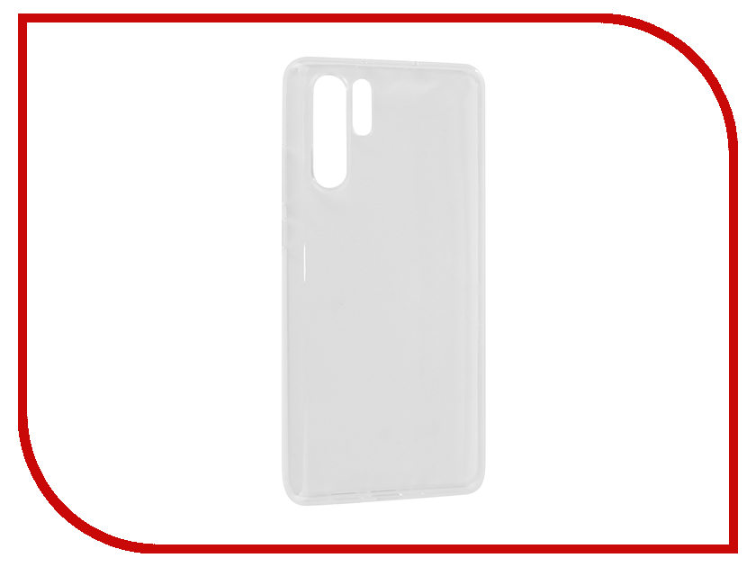 купить Аксессуар Чехол для Huawei P30 Pro 2019 Zibelino Ultra Thin Case Transparent ZUTC-HUA-P30-PRO-WHT онлайн