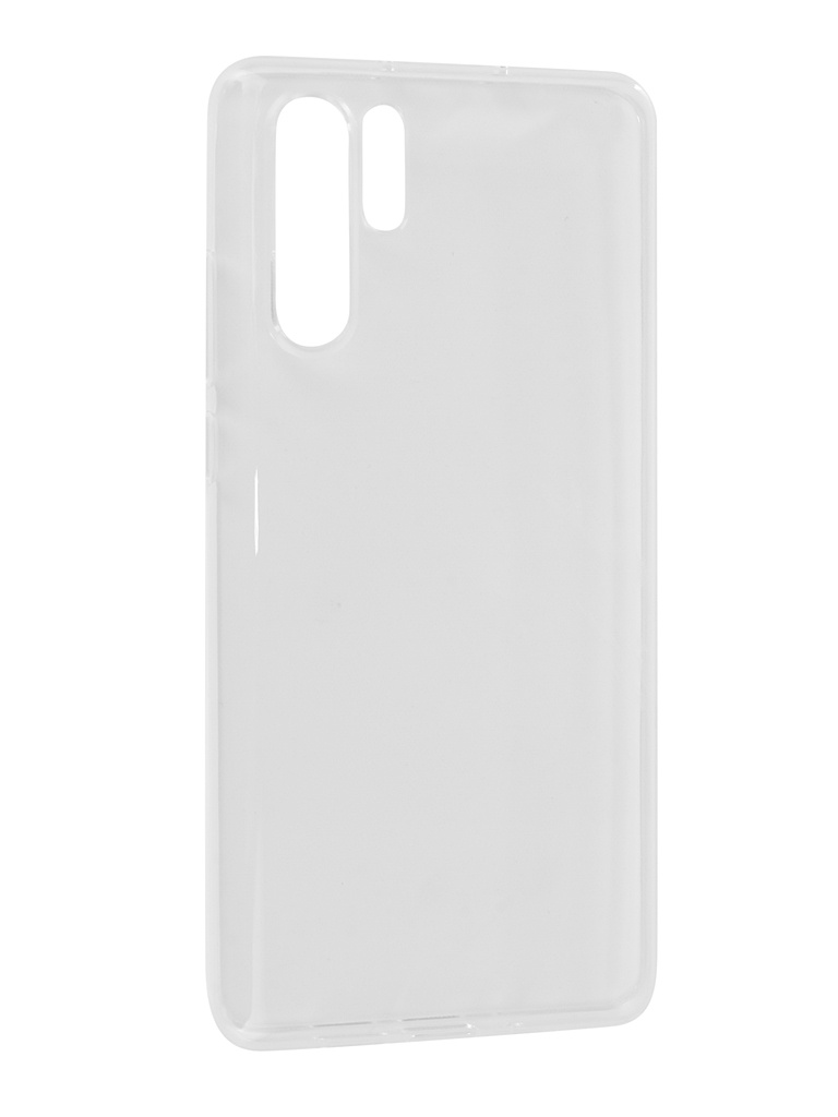 Чехол Zibelino для Huawei P30 Pro 2019 Ultra Thin Case Transparent ZUTC-HUA-P30-PRO-WHT