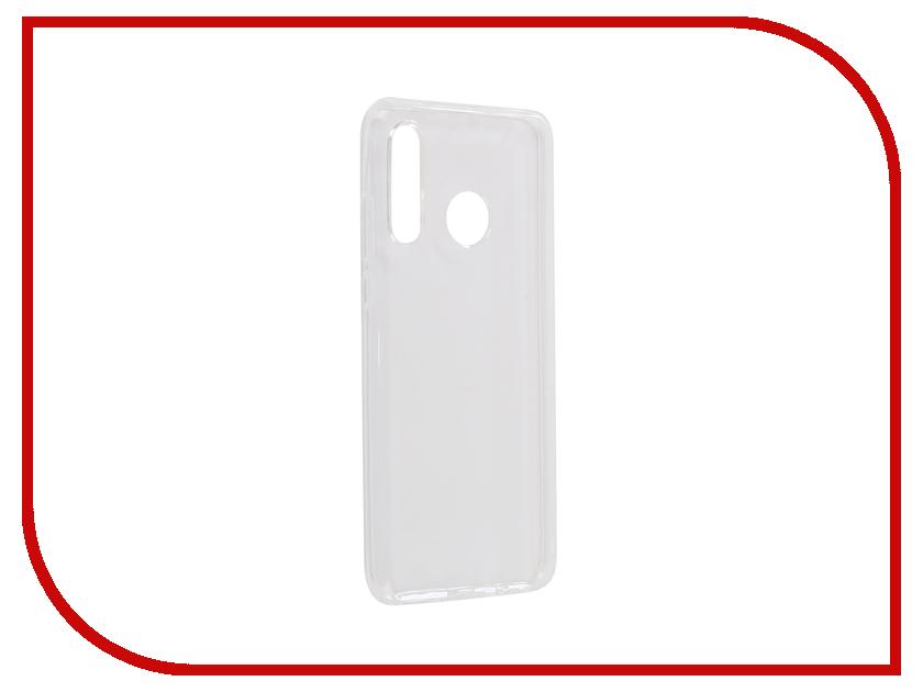 все цены на Аксессуар Чехол для Huawei P30 Lite 2019 Zibelino Ultra Thin Case Transparent ZUTC-HUA-P30-LIT-WHT