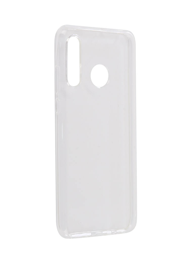 Чехол Zibelino для Huawei P30 Lite 2019 Ultra Thin Case Transparent ZUTC-HUA-P30-LIT-WHT