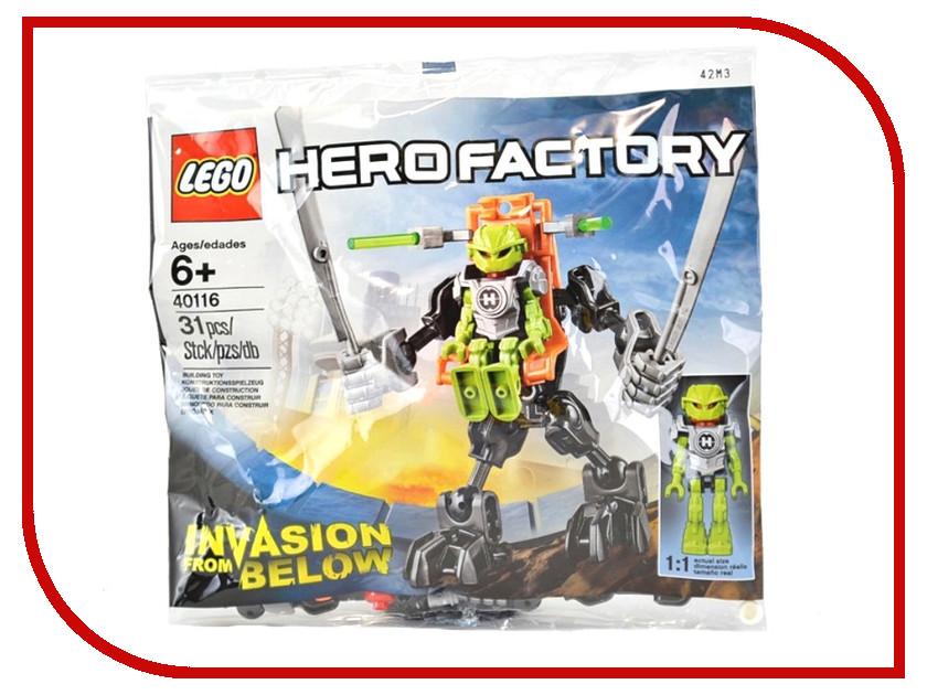 Конструктор Lego Hero Factory Бриз 40116 lego super hero girls 41238 конструктор лего супергёрлз фабрика криптомитов лены лютор