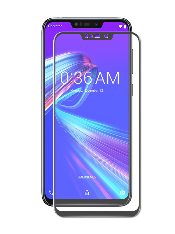 Защитное стекло Zibelino для ASUS Zenfone Max M2 ZB633KL 2018 TG 5D Black ZTG-5D-ASU-ZB633KL-BLK