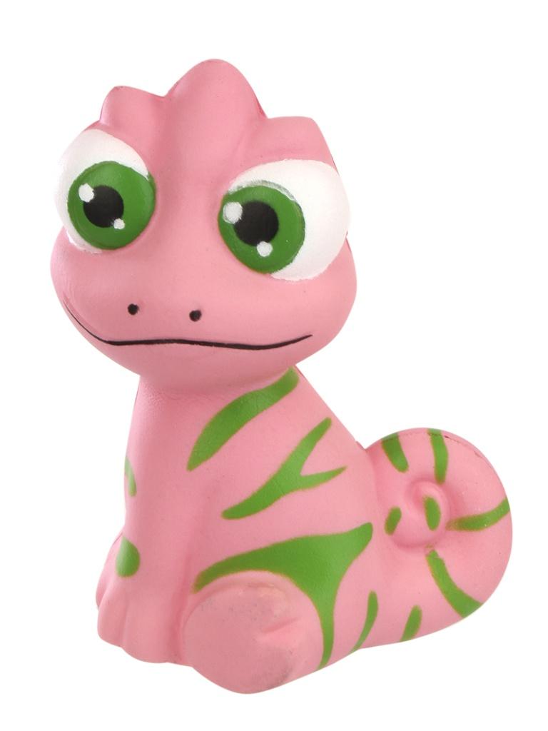 Игрушка антистресс Squishy Ящерица Pink ZSQ-24