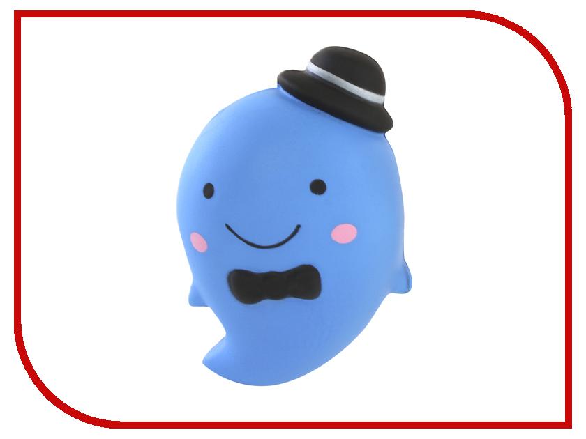 Игрушка антистресс Squishy Кит в шляпе Blue ZSQ-21