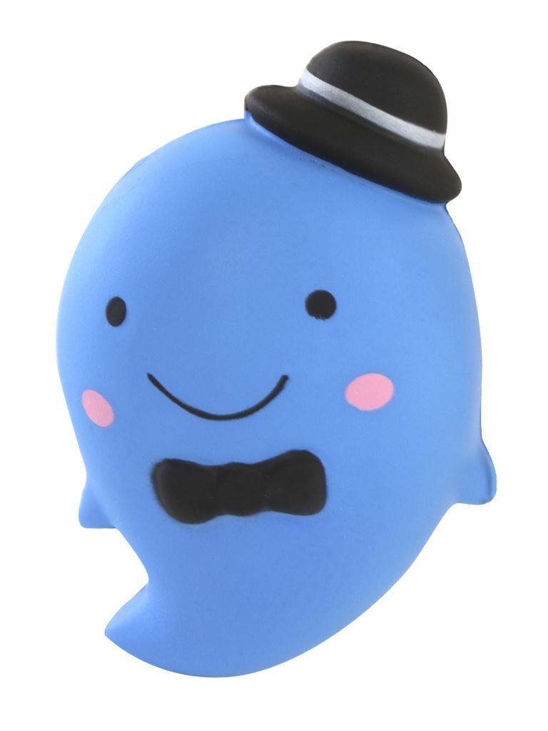 Фото - Игрушка антистресс Squishy Кит в шляпе Blue ZSQ-21 jumbo squishy purple princess toys