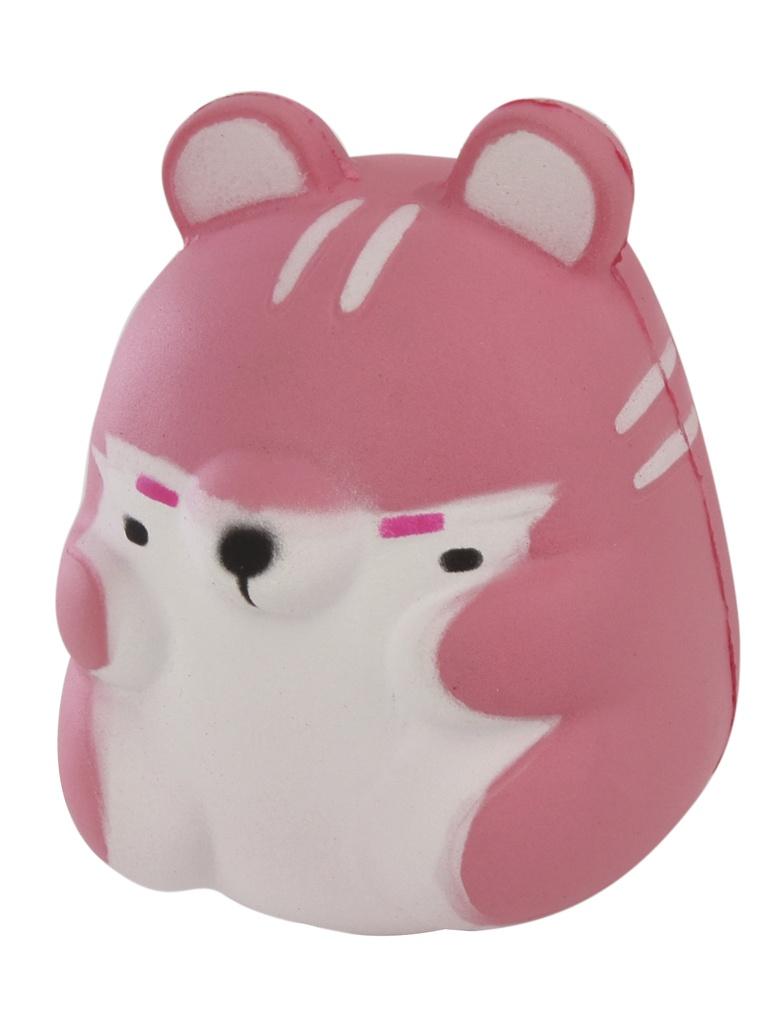 Игрушка антистресс Squishy Хомяк Pink ZSQ-16