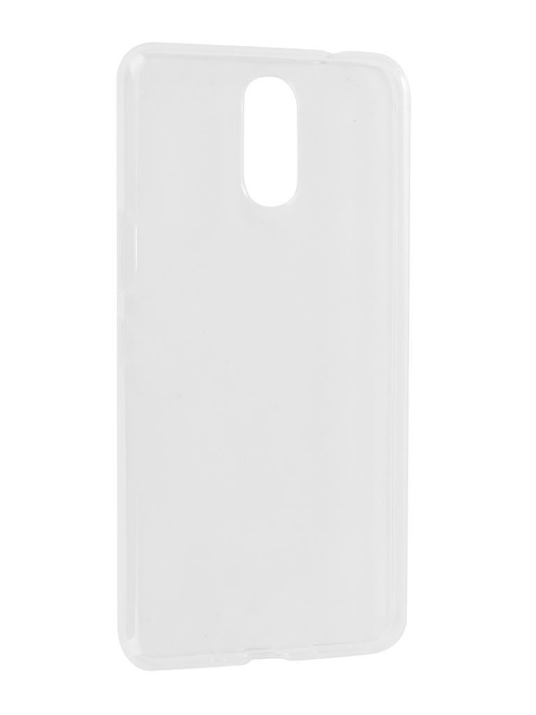 Аксессуар Чехол Zibelino для Tecno Pouvoir 2 Ultra Thin Case Transparent ZUTC-TCN-LA7-WHT