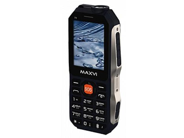 Сотовый телефон MAXVI T1 Blue