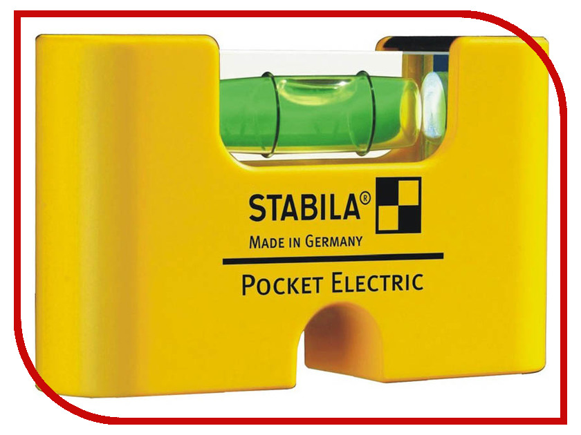 цены Уровень STABILA Pocket Electric 18115