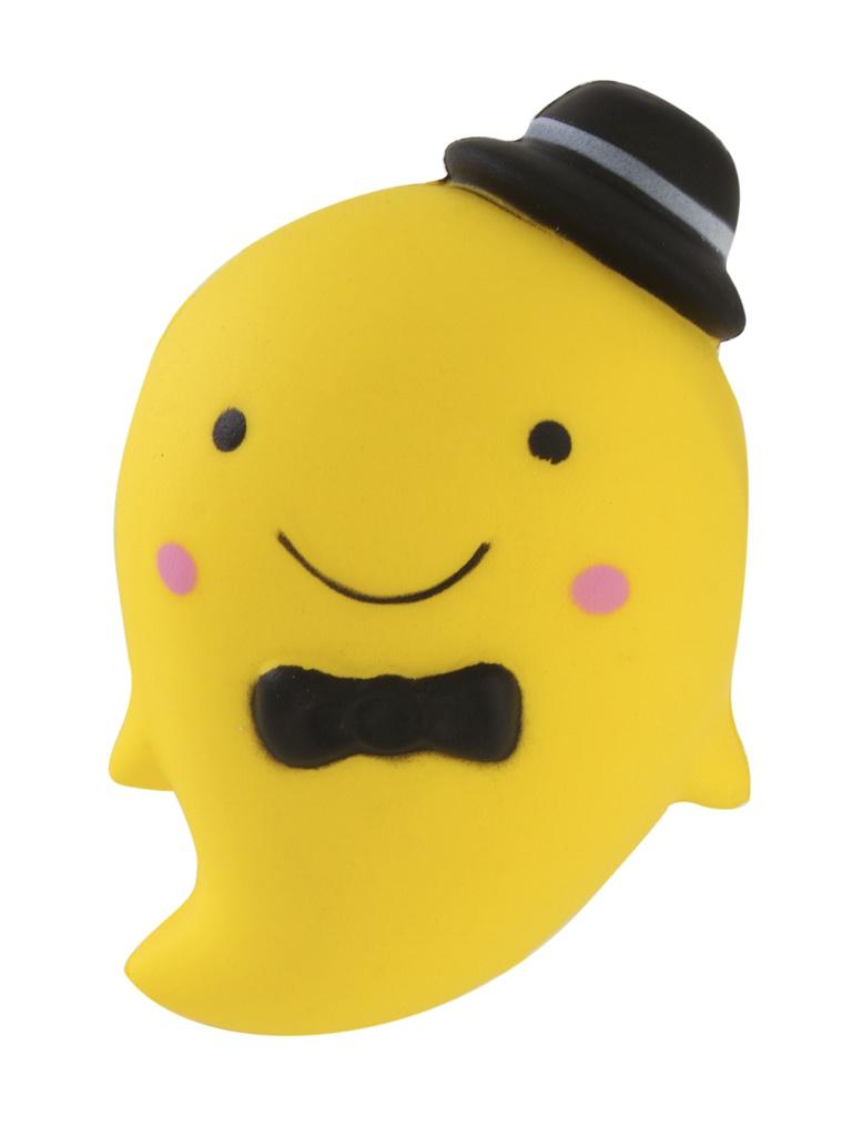 Игрушка антистресс Squishy Кит в шляпе Yellow ZSQ-22