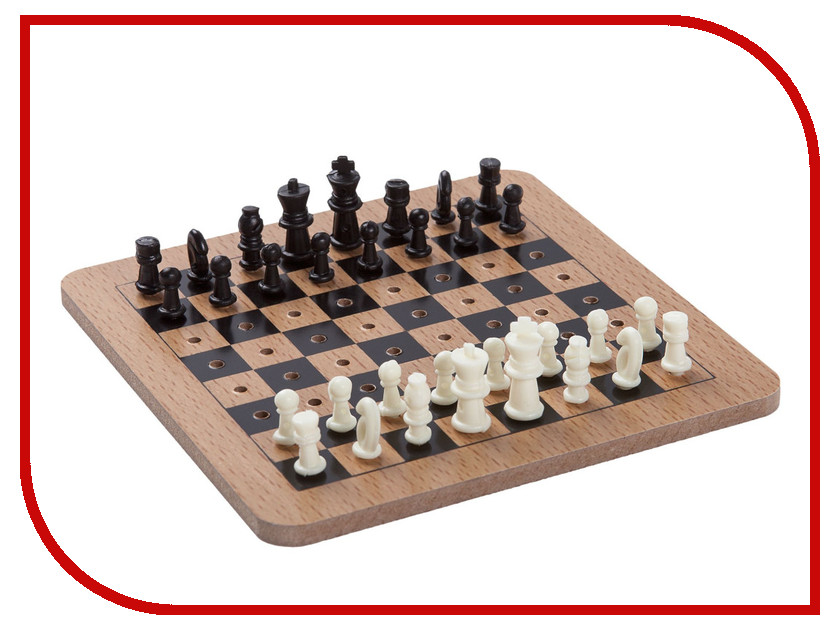 Игра Проект 111 Шахматы дорожные Damier 3446.30 pro svet light mini par led 312 ir
