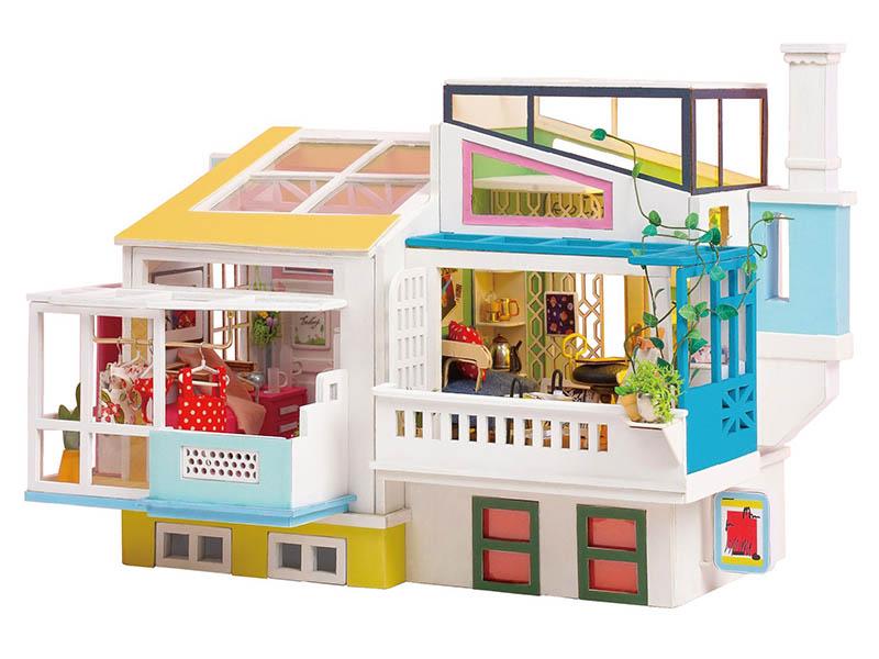 Конструктор DIY House Loving Neighborhood TD05W