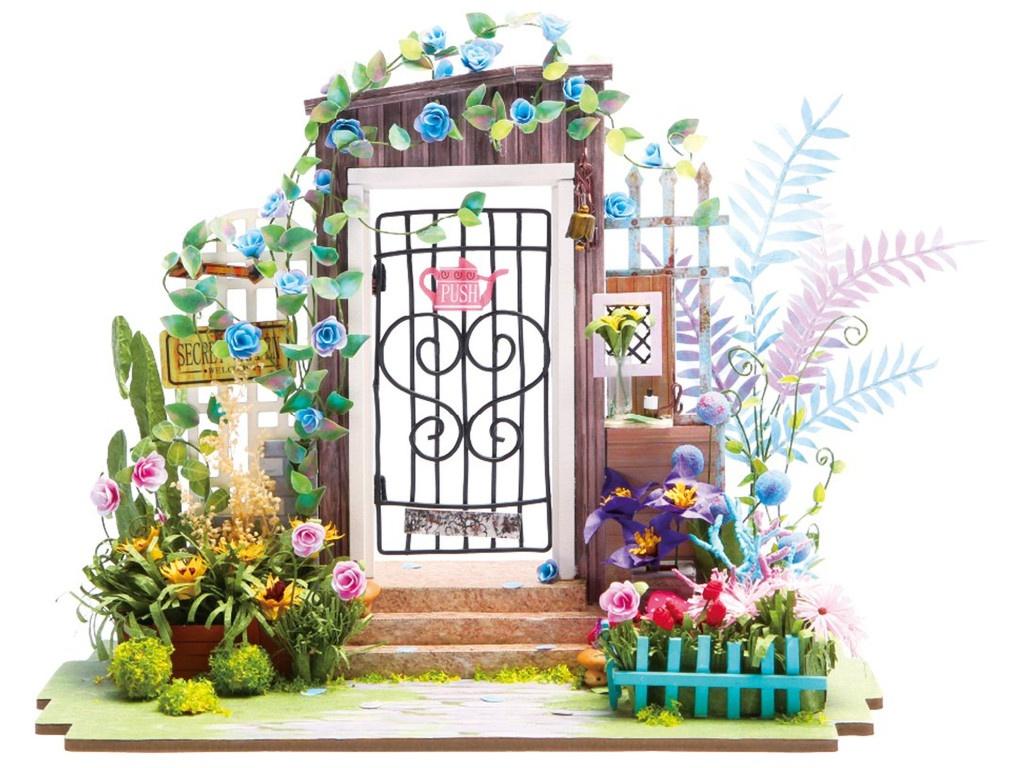 Сборная модель DIY House Калитка в цветах DGM02 9-58-010637