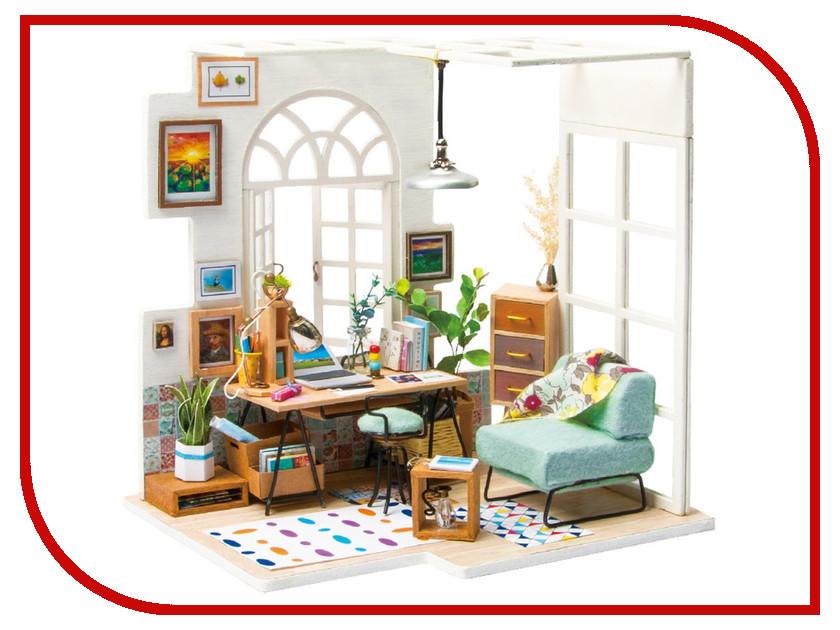 Сборная модель DIY House Soho Time DGM01 9-58-010636 large diy doll house leisurely time handmade villa 3d miniature wooden building model furniture model toys of houses gift