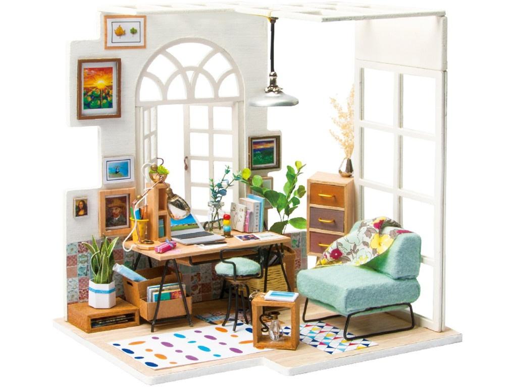 Сборная модель DIY House Soho Time DGM01 9-58-010636