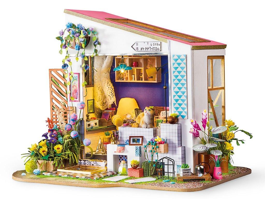 Сборная модель DIY House Летний домик DG11 9-58-011201