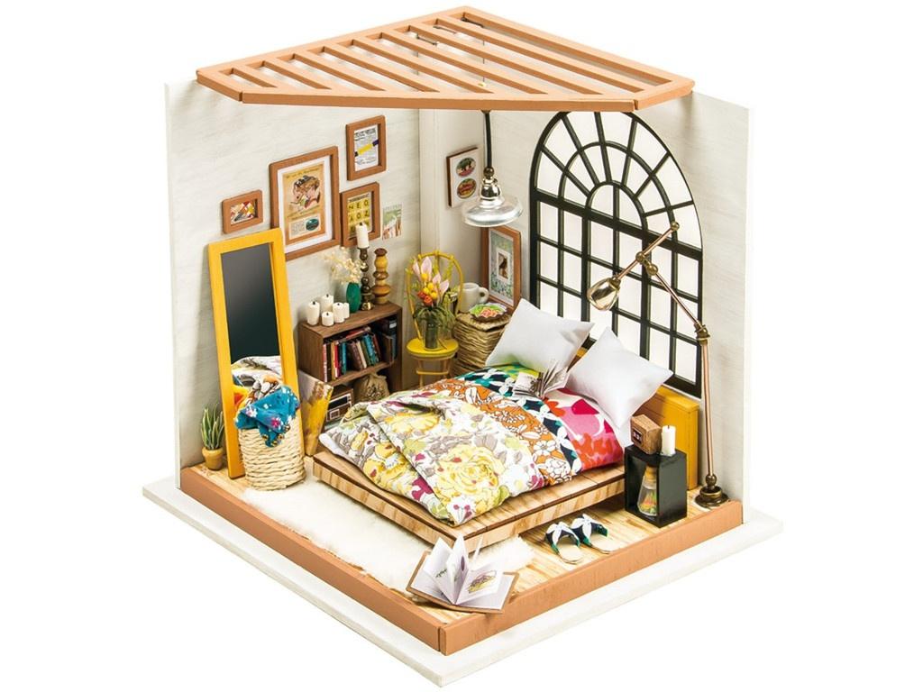 Сборная модель DIY House Спальня DG107 9-58-010633