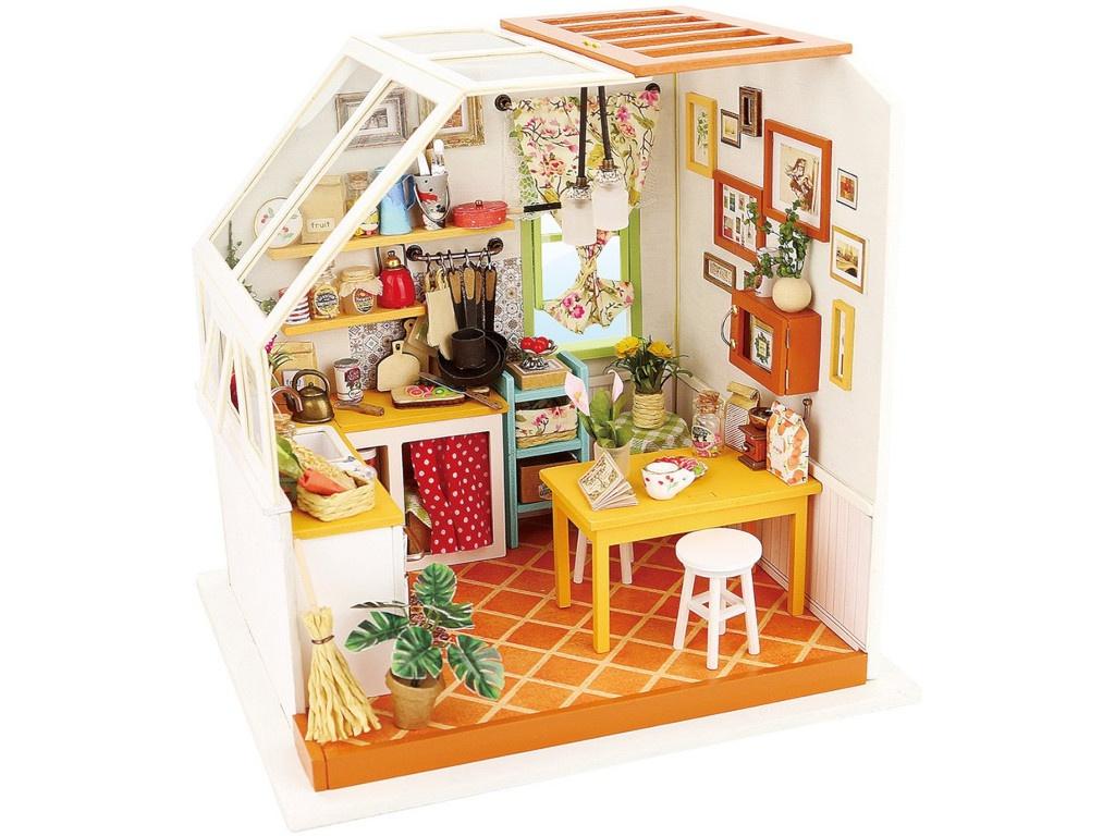 Сборная модель DIY House Кухня DG105 9-58-010556