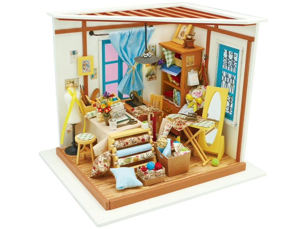 Сборная модель DIY House Ателье DG101 9-58-010552