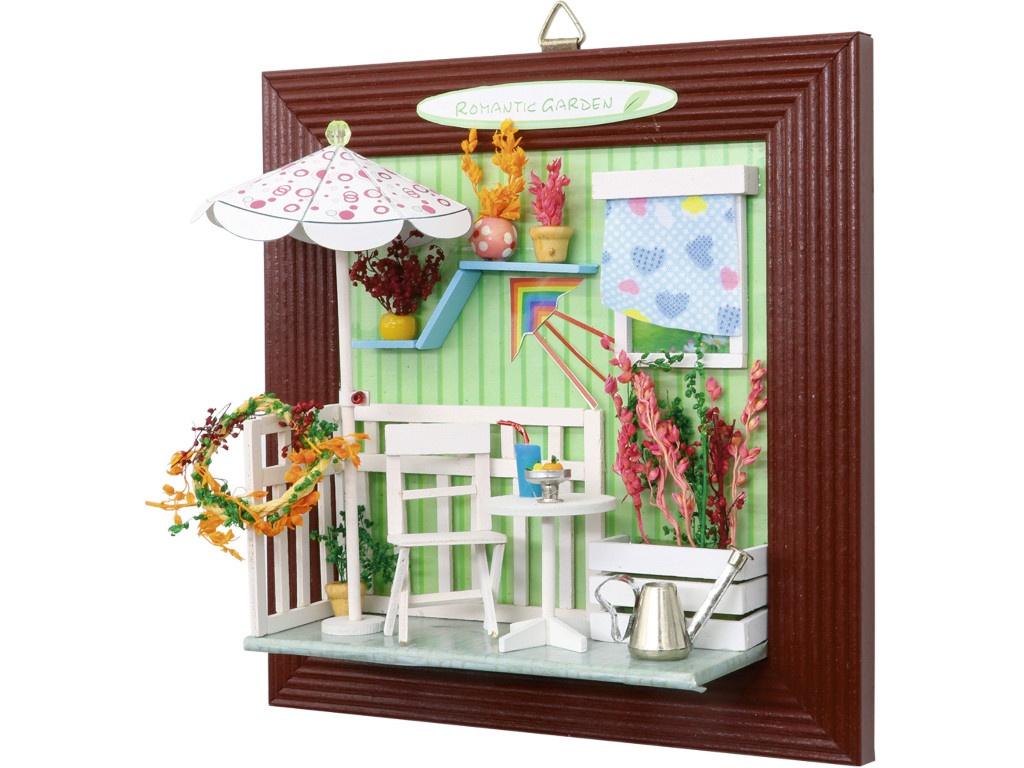 Конструктор DIY House Летний сад 13623 9-58-011392