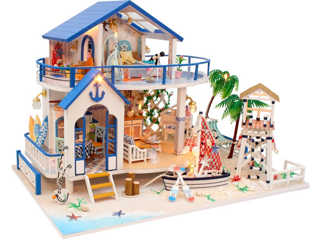 Конструктор DIY House Причал 13844 9-58-011388
