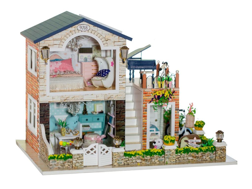 Конструктор DIY House Сountry Village 13839