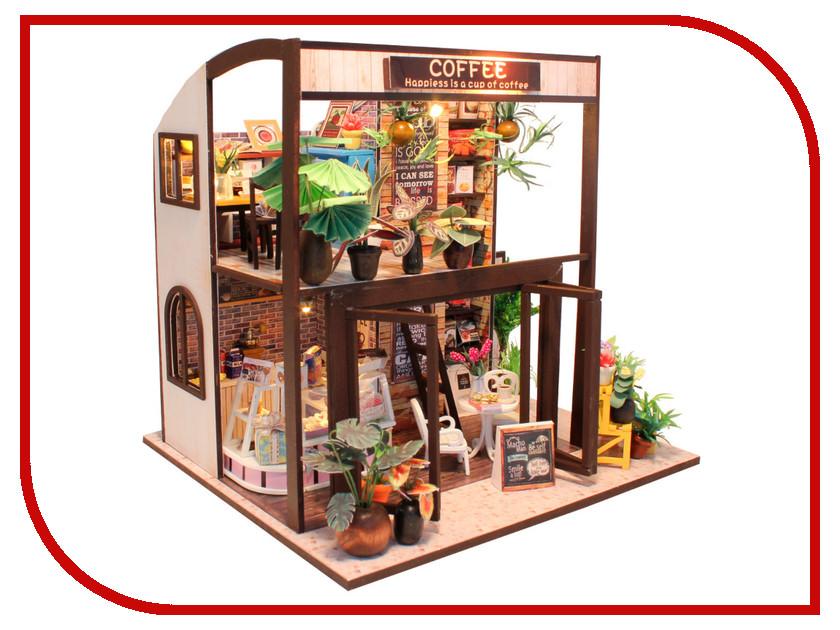 Конструктор DIY House Coffee House M027 9-58-011380