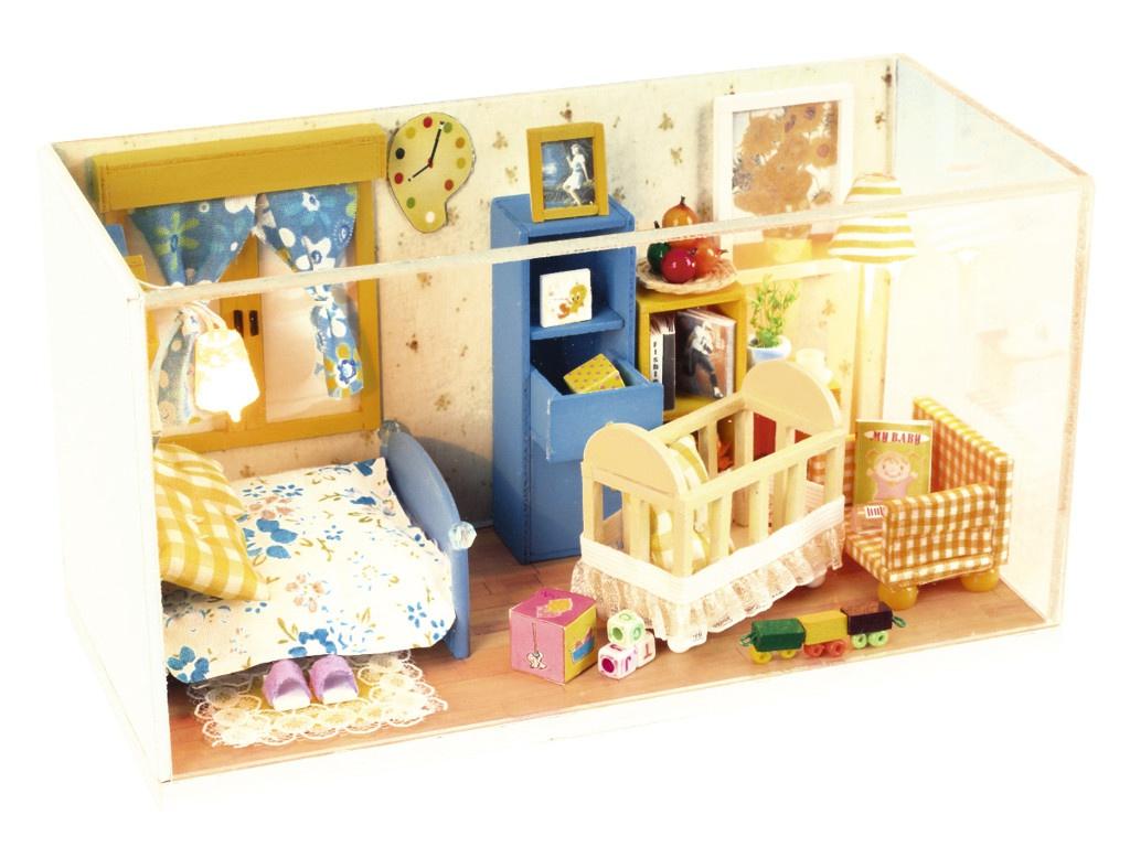 Конструктор DIY House Идиллия C003 9-58-011375
