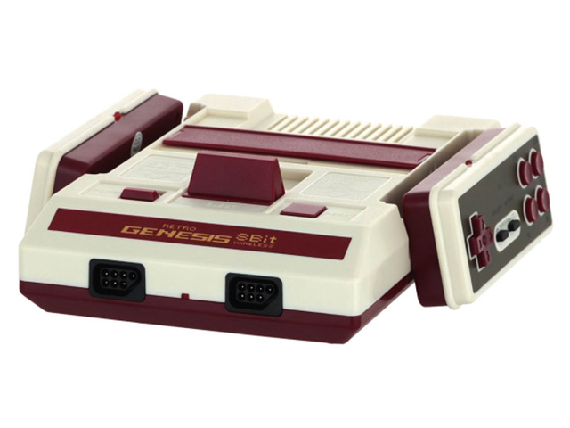 Игровая приставка Dendy Retro Genesis 8 Bit Classic + 300 игр