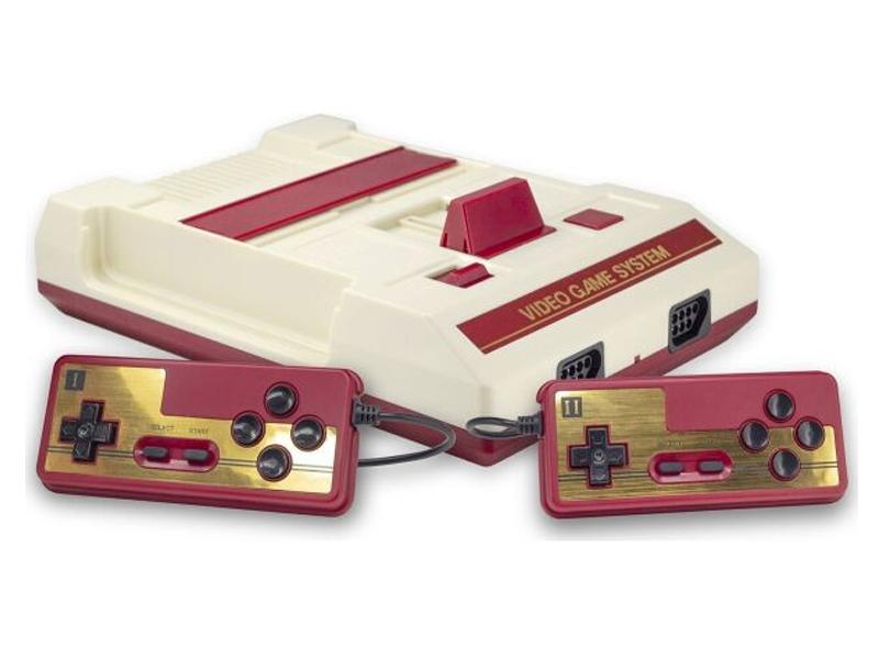 Игровая приставка Retro Genesis 8 Bit Classic + 300 игр