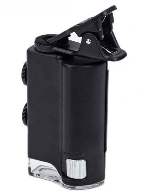 Микроскоп Kromatech 7751W 60-100x с подсветкой и ультрафиолетом 43149b010