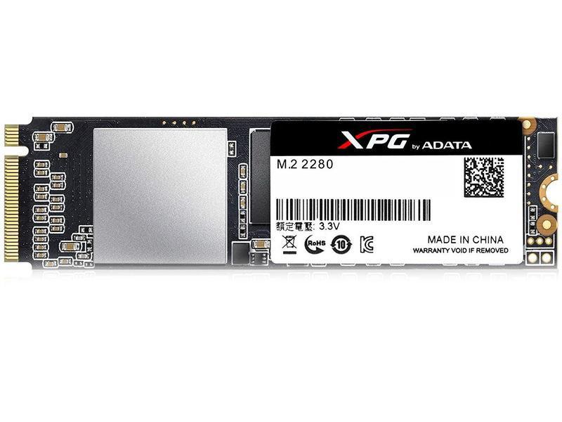 Твердотельный накопитель A-Data XPG SX6000 Lite 512Gb ASX6000LNP-512GT-C
