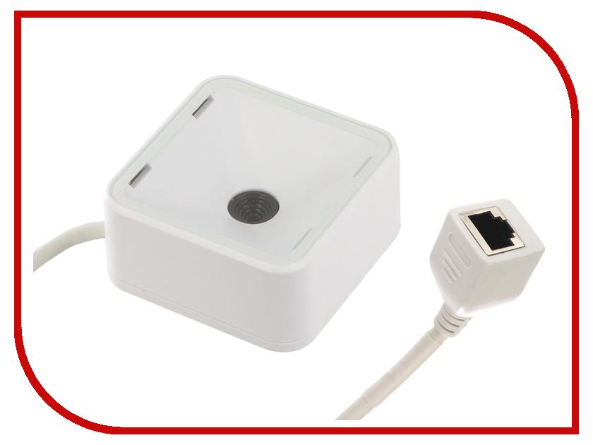 Сканер Mercury N120 P2D USB White