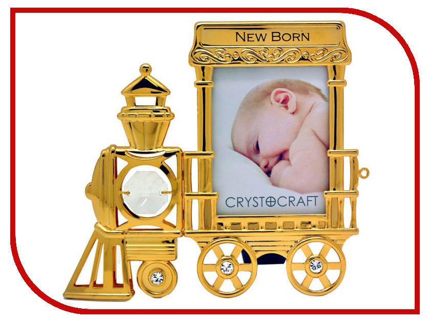 Купить Рамка Crystocraft Паровозик 491-042-GCL