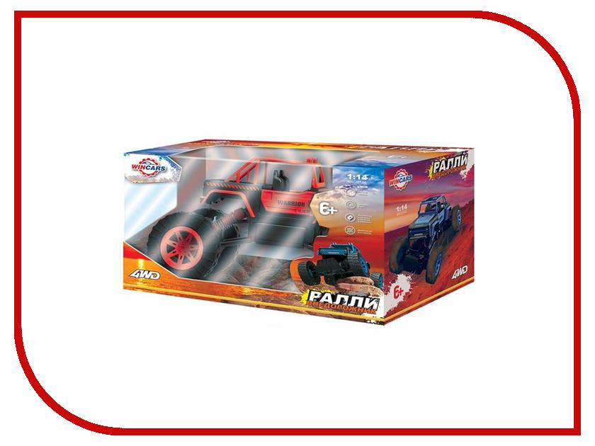 Игрушка Wincars Ралли-внедорожник 4x4 1:14 DS-2005 игрушка joy toy ралли 9383a