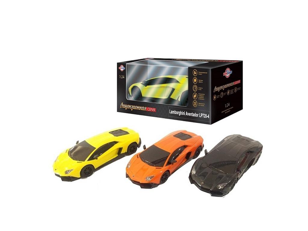 Игрушка Wincars Lamborghini Aventador LP720-4 1:24 DS-2009