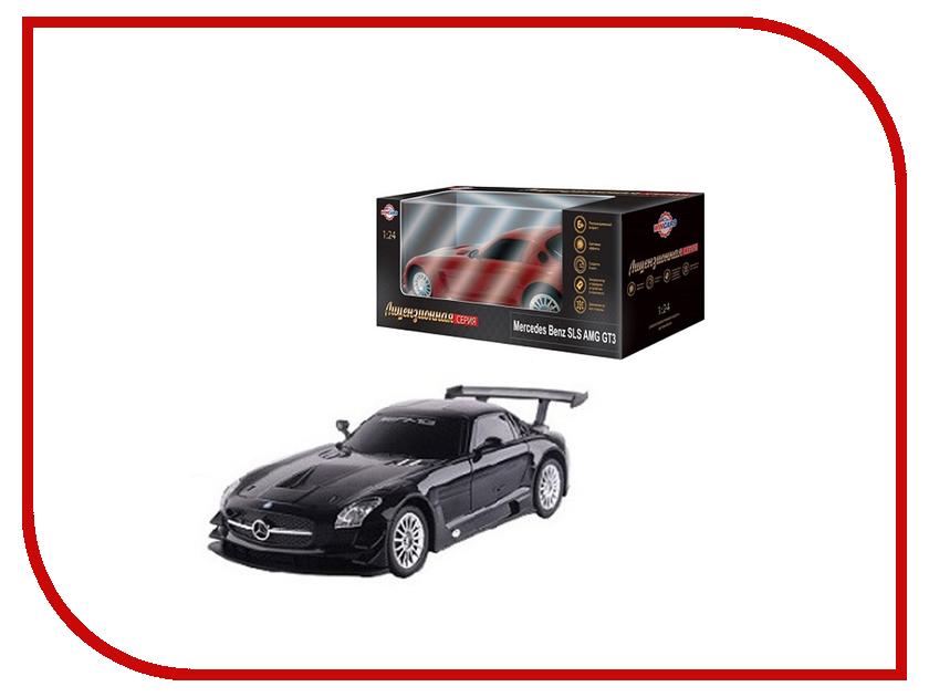 Игрушка Wincars Mercedes Benz SLS AMG GT3 1:24 DS-2011 rastar 1 18 mercedes benz sls amg 54100 серебристый
