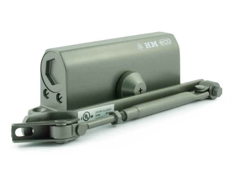 Доводчик дверной Нора-М 520 Eco Bronze