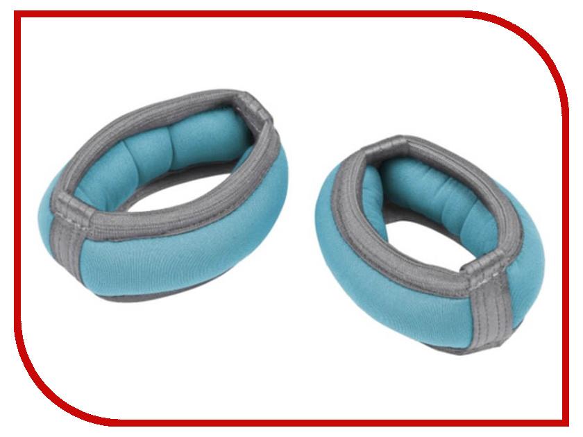 Утяжелитель Indigo SM-257 2x0.3kg Light Blue утяжелители браслет indigo sm 257 00026196 голубой 2 х 0 3 кг