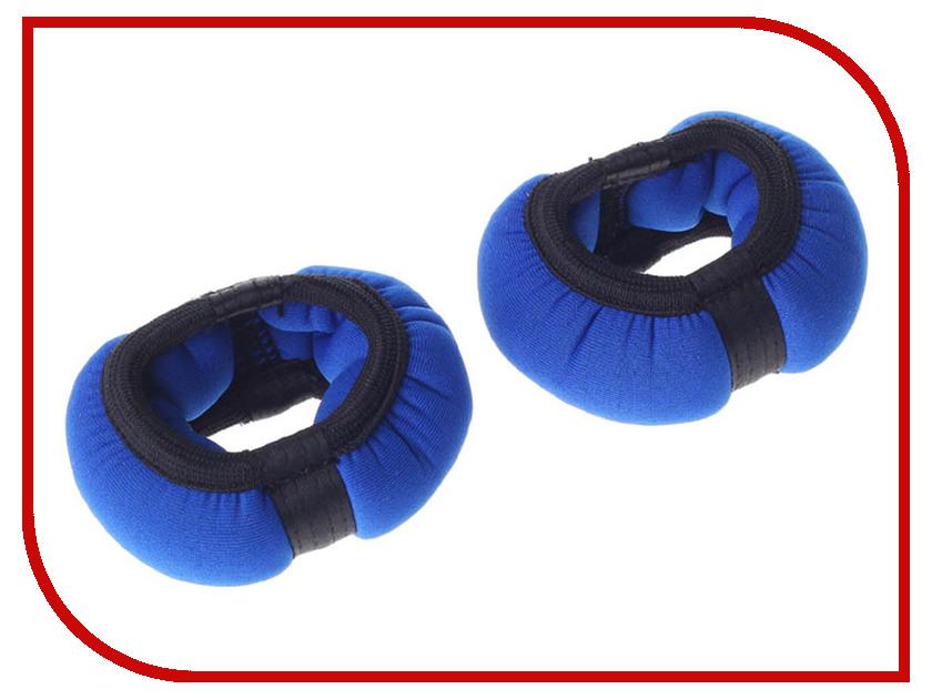 Утяжелитель Indigo SM-147 2x0.1kg Blue утяжелители браслет indigo sm 147 00026184 сиреневый 2 х 0 1 кг